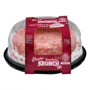 Friendly's Strawberry Krunch Premium Ice Cream Cake