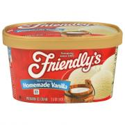 Friendly's Homemade Vanilla