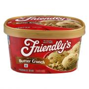 Friendly's Butter Crunch Ice Cream
