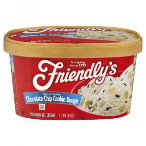 Friendly's Cookie Dough Ice Cream