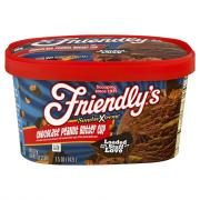 Friendly's SundaeXtreme Chocolate PeanutButter Cup Ice Cream