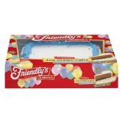 Friendly's Blue Sheet Cake