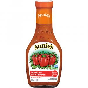 Annie's Naturals Roasted Red Pepper Dressing