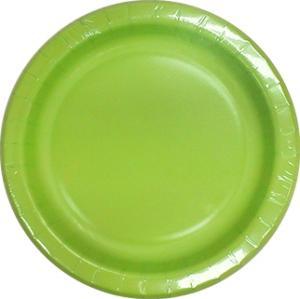 Sensations Luncheon Plate Wasabi Green