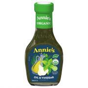 Annie's Organic Oil & Balsamic Vinegar Vinaigrette Dressing