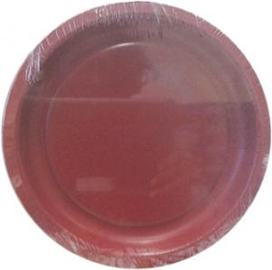 "Sensations 10"" Dinner Plate Red"