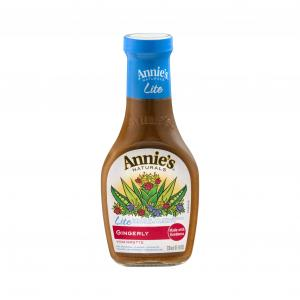 Annie's Naturals Low Fat Gingerly Vinaigrette Dressing