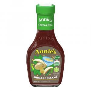 Annie's Naturals Organic Shiitake Sesame Vinaigrette