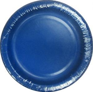 Sensations Luncheon Plates Cobalt Blue