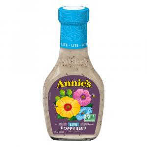 Annie's Naturals Lite Poppy Seed Dressing