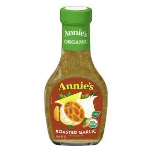 Annie's Naturals Organic Garlic Vinaigrette Salad Dressing