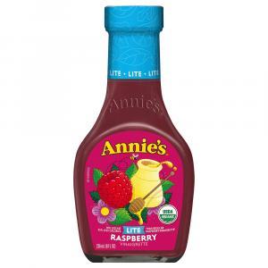 Annie's Organic Raspberry Vinaigrette Dressing