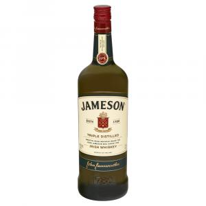Jameson Irish Whiskey 80 Proof