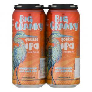 4-Pack Stony Creek Big Cranky DIPA