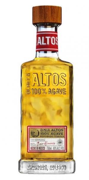 Olmeca Altos Reposado 80 Proof Tequila
