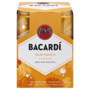 Bacardi Rum Punch Cocktail