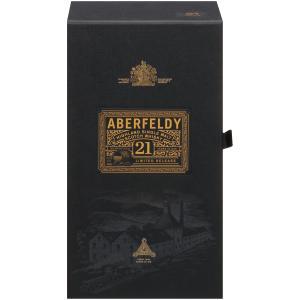 Aberfeldy 21 Year Old Scotch
