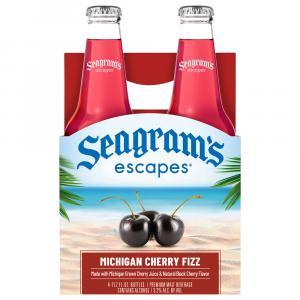 Seagram's Black Cherry Fizz