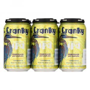 Stony Creek Brewery Cranky IPA