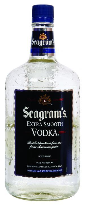 Seagram's Extra Smooth Vodka