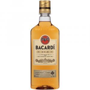 Bacardi Gold Rum Traveler