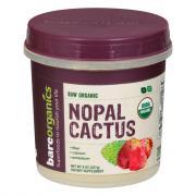 Bare Organics Raw Nopal Cactus