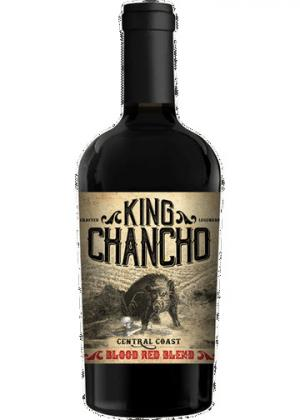 King Chancho Red Blend