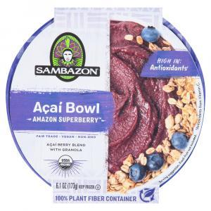 Sambazon Superberry Amazon Acai Bowl