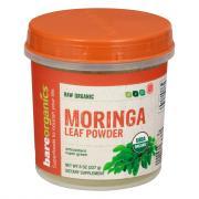 Bare Organics Raw Moringa Leaf