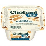 Chobani Greek Flip Peanut Butter Dream Yogurt