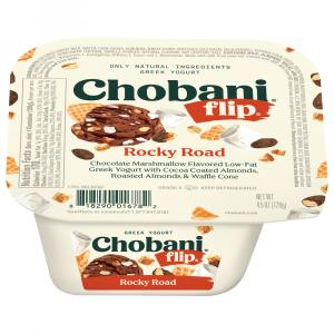 Chobani Flip Rocky Road Low-Fat Greek Yogurt