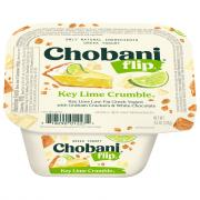 Chobani Flip Key Lime Crumble Yogurt