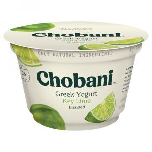 Chobani Key Lime Greek Yogurt