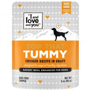 """I and Love and You"" Top That Tummy Chicken Flavor"