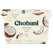Chobani Coconut Yogurt