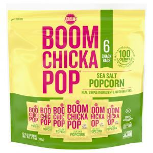 Angies Boomchickpop Sea Salt Popcorn