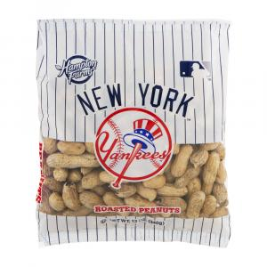Hampton Farms New York Yankees Roasted Peanuts