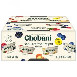 Chobani Greek Yogurt Family Variety Pack