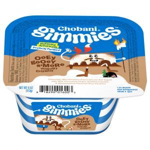 Chobani Gimmies Ooey Gooey Smores Yogurt Crunch
