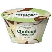 Chobani Non Dairy Vanilla Yogurt