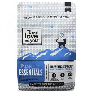 """""""I and Love and You"""" Naked Essentials Chicken Cat Food"""
