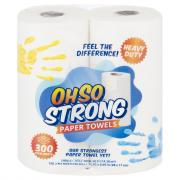 Oh So Strong Paper Towels