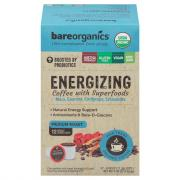 Bare Organics Energizing Coffee With Superfoods Medium Roast