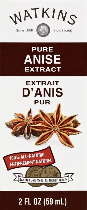 Watkins Pure Anise Extract