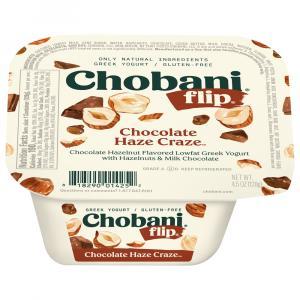 Chobani Flip Chocolate Haze Craze Yogurt