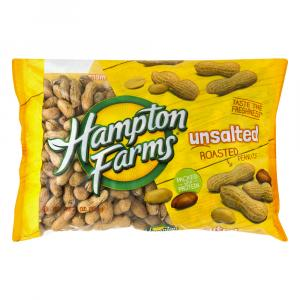 Hampton Farms Fancy Plain Peanuts