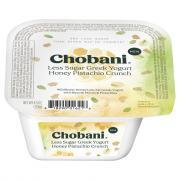 Chobani Less Sugar Greek Yogurt Honey Pistachio Crunch