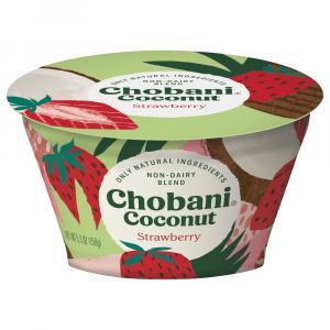 Chobani Non Dairy Strawberry Yogurt