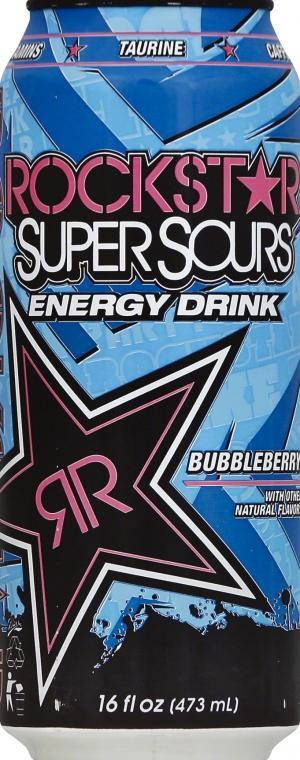 Rockstar Blueberry