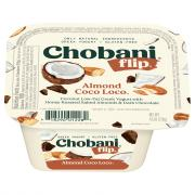 Chobani Flip Almond Coco Loco Yogurt